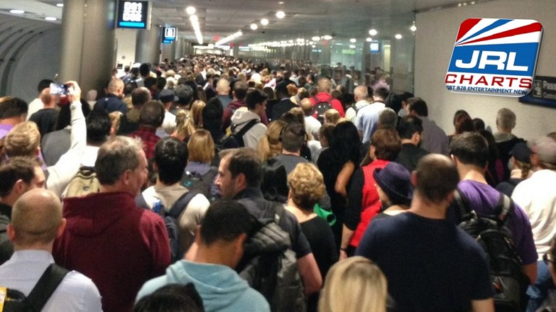 US Customs Passport Outage Causes Nationwide Airport Delays