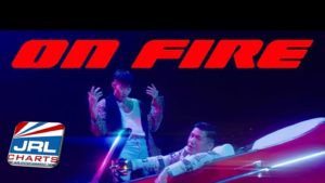 Yultron X Jay Park 'ON FIRE' Official EDM Music Video