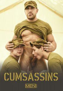 cumsassins DVD-(2019) - Men-Entertainment