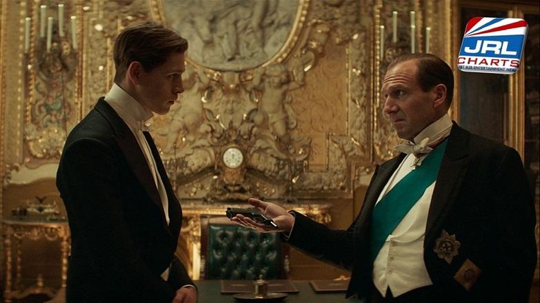 Gay News Entertainment - 20th Century FOX Drops The King's Man Trailer-Matthew Vaughn-Angus More Gordon