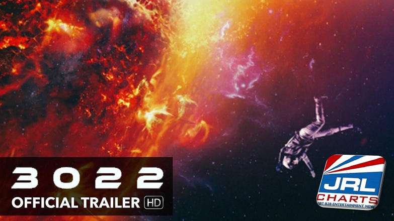 movie trailers - 3022 Official Trailer - Watch Earth Explode in Sci-Fi Thriller