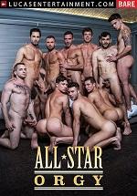 All Star Orgy DVD
