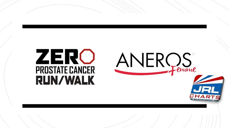 Aneros Signs on for Charity 'Zero' Prostate Cancer Run in Austin