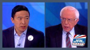 gay news - gay politics- Bernie Sanders, Andrew Yang Reject CNN LGBTQ Town Hall