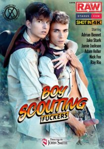 Boy Scouting Fuckers DVD- Raw Productions