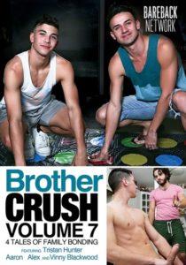 gay porn news - Brother Crush 7 DVD - Bareback Network