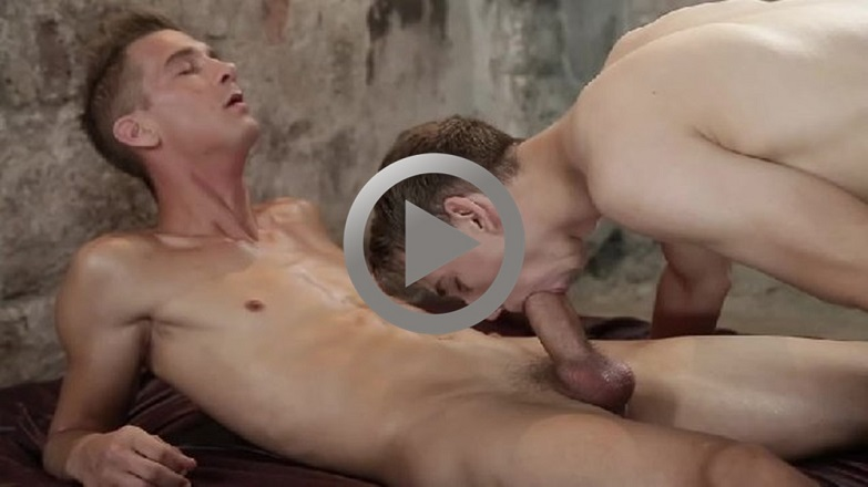 Charming Playmates-DVD-Gay-Porn-Trailer-Naked-Beauty