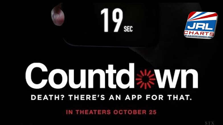 gay news Countdown Official Trailer - Death - There's An APP for That