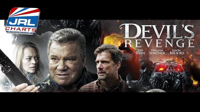 DEVIL'S REVENGE Official Trailer - William Shatner-Jeri Ryan-Jason-Brooks-Cleopatra-Entertainment