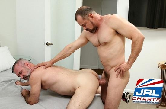 gay porn - Daddy Fuck DVD - Gay-Porn-Max Sargent-Peter Rough-Nasty Daddy Studios