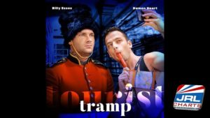 Damon Heart seduce Palace Guard Billy Essex-Tourist Tramp-Free-Gay-Porn