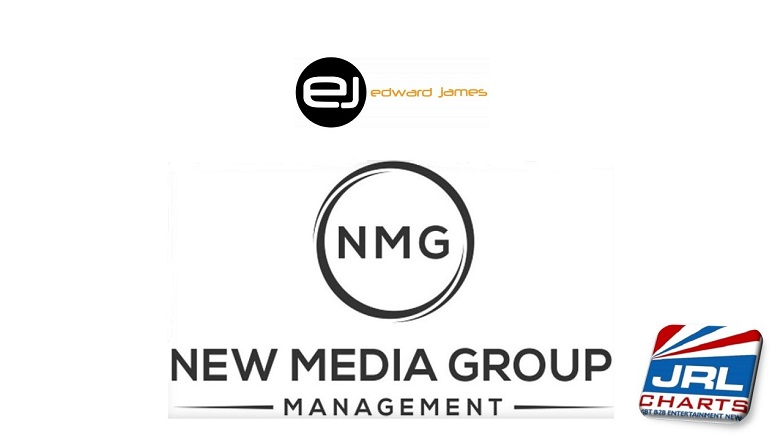 Edward James Signs with NMG Management