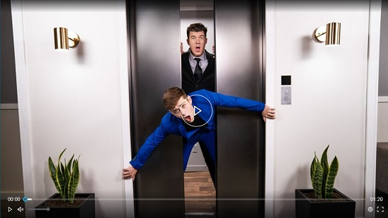 Elevator-Pitcher-Bareback-gay-porn-trailer-JJ-Knigh-Joey-Mills