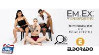 Em.Ex. Contour Harness by Sportsheets