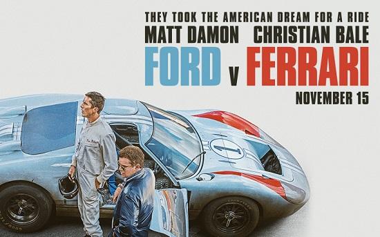 Movie Trailers - Ford v Ferrari
