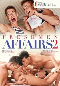 Gay News - Freshmen Affairs 2 DVD - Freshmen-BelAmi-2019