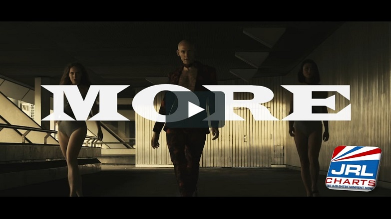Garrett Paknis - MORE MV Debuts at #10 on LGBTQ Music Chart