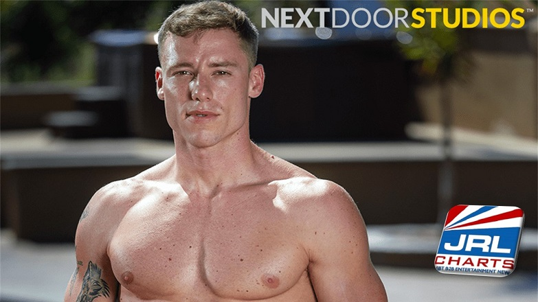 Gay Adult Star Justin Matthews Signs with Next Door Studios