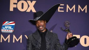 gay news - Gay Black Actor Billy Porter Wins Emmy for Lead Actor in a Drama