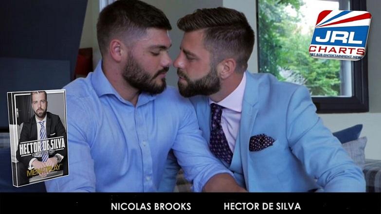 gay porn news Hector De Silva Suited Up DVD - MenAtPlay Streets Worldwide