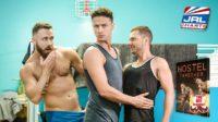 gay porn Hostel Takeover DVD-Damon Heart, Logan Moore Street Date announced