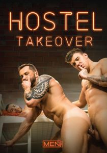 gay porn-Hostel Takeover-DVD-Men Entertainment