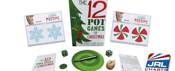 Adult Novelties Kheper Adds 2 Edible Pasty Styles to Holiday Season Lineup