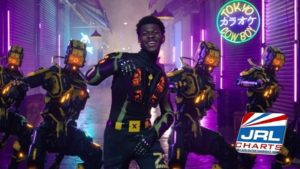 Lil Nas X drops his Robotic Futuristic Panini Music Video