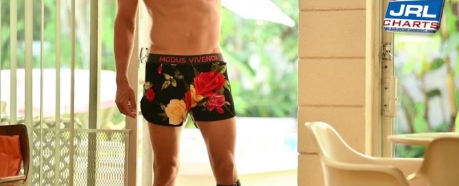 Mens Underwear - Modus Vivendi - Floral Line MV Fall Winter 2019-2020