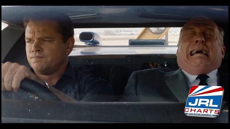 Movie Trailers - Coming Soon Movies - Ford v Ferrari Official Trailer 2 20th Century FOX
