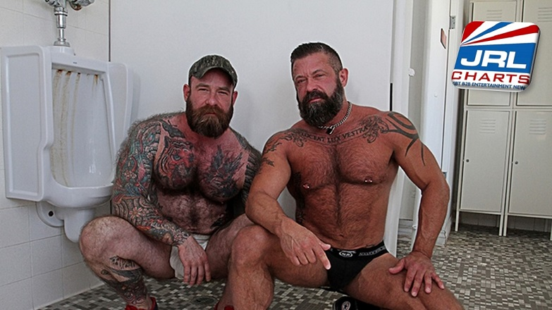 Nasty Daddy Unveils Exclusive Jake Dixon in Daddy Fuck DVD