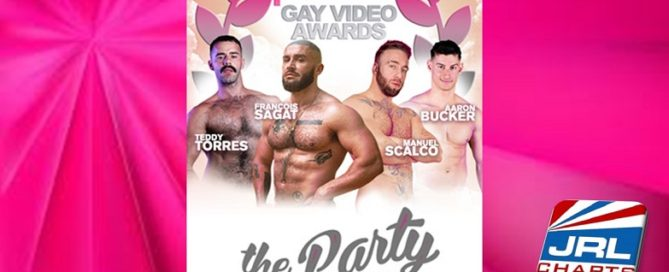gay porn news - Nominees for the 2019 Pinkx Gay Video Awards Announced