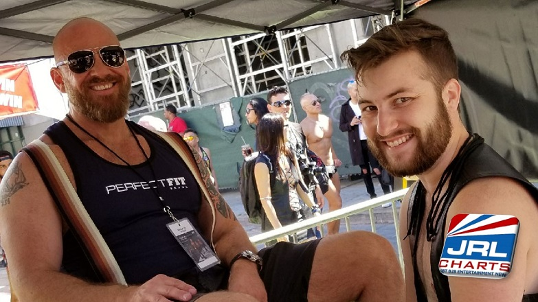 Perfect Fit Brand Premium Sponsor at 2019 Folsom Street Fair