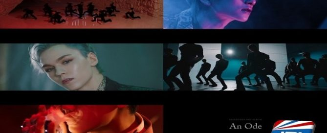 gay news South Korea SEVENTEEN Returns Big with their Release of FEAR MV