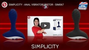 sex toys SHOTS Premiers SIMPLICITY Anal Vibrator Astor Video