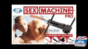 Sex Machine Pro by Cloud 9 a Huge Success among Gay Men