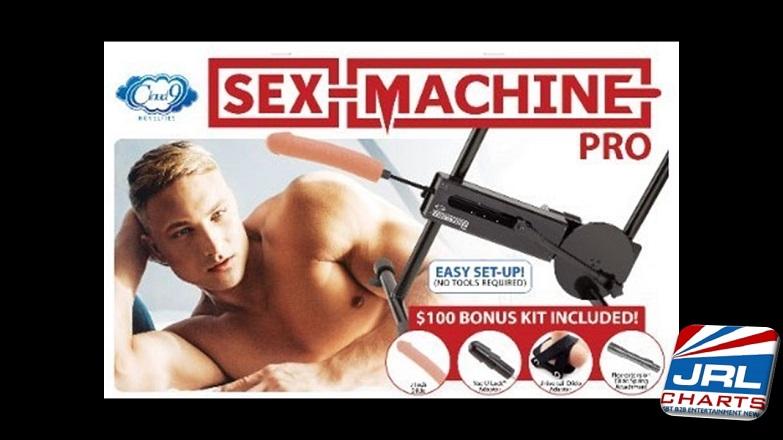 Sex Machine Pro by Cloud 9 a Huge Success among Gay Men