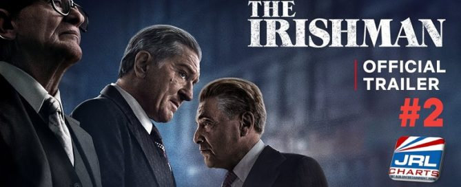 THE IRISHMAN Trailer 2 - Robert De Niro, Al Pacino Is Here