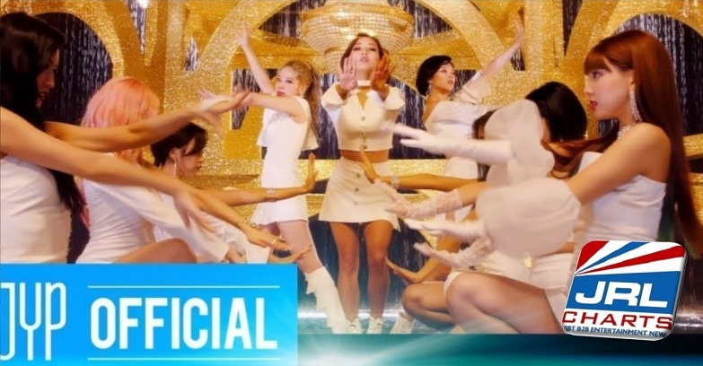 gay news - TWICE - 'Feel Special' MV Premiers with 14.5 Million Views