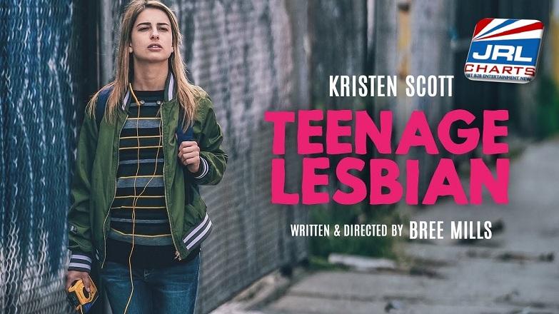 Gay News Teenage Lesbian DVD - Kristen Scott