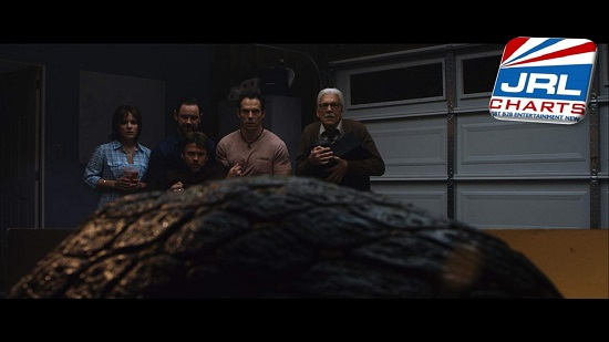 Tom Atkins, Christopher Showerman, Vincent M. Ward, Luke Hemsworth, Cheryl Texiera, and Glenn Keogh in Encounter (2018)
