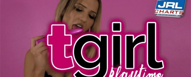Two Tgirls Launch New Site & Streets 'Tgirl Playtime Volume 1'