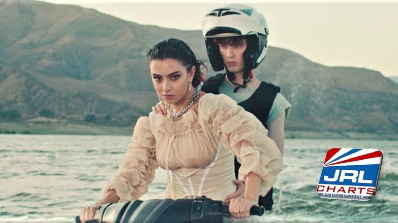 Gay News - Watch Charli XCX & Troye Sivan Premier of 2099 Music Video