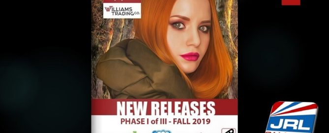 Williams Trading Co Launch Phase I of III Fall 2019 Catalog