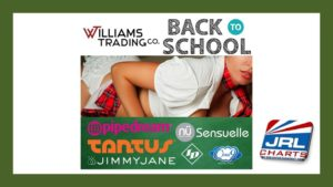 Williams Trading Co. Announce Back-to-School Fall Sale