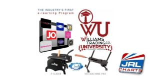 Williams Trading Launch Cloud 9 F-Slider Pro-Cloud 9 Sex Machine Pro 3 E-Learning Course