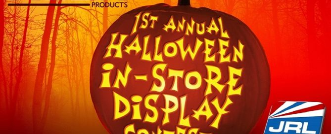 Sex Toys Xgen Products Launch Halloween Display Contest for Retailers