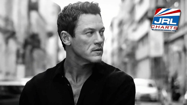 Actor Luke Evans Breaks Out with 'Love Is A Battlefield' MV