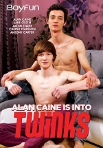 Alan Caine is Into Twinks