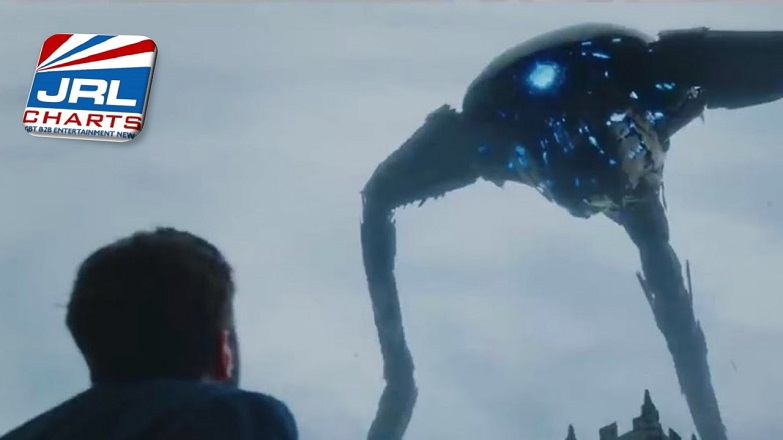 Gay News - BBC Drops Trailer for 'The War of the Worlds' Miniseries